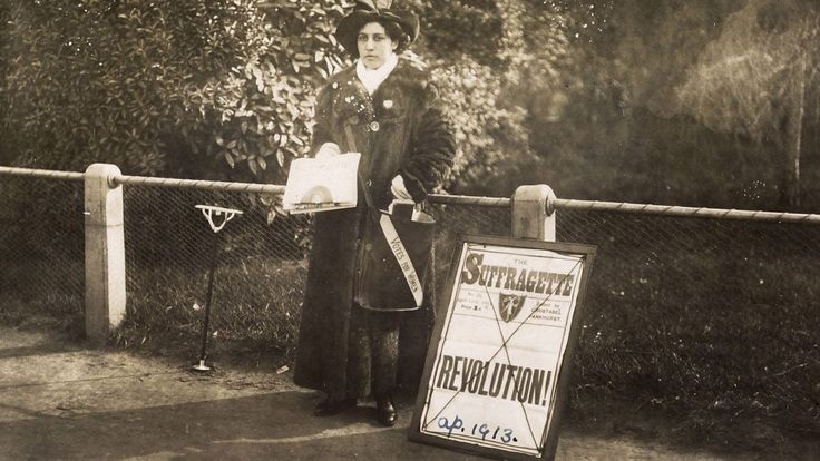 Princess Sophia Duleep Singh was the daughter of the  Maharajah of the Punjab, and a prominent Suffragette
