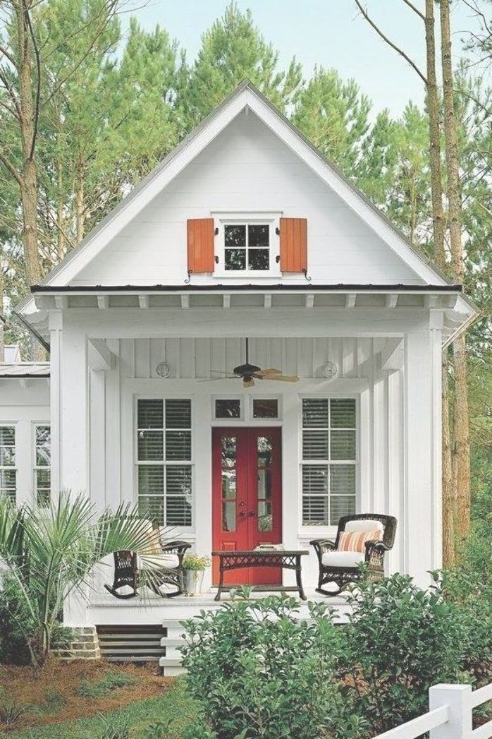 Tiny House Plans Idea For Your Family 05 Modern Farmhouse Plans Southern House Plans Southern Living House Plans