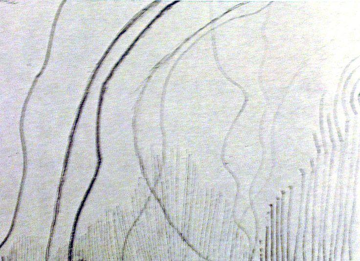 Nousevat viivat - Noustaan seisaalleen, tehdään ensin itse viiva, sitten piirretään sama viiva omaan paperiin. Sopivia viivoja ovat mm. sujahdetaan suihkukoneen vauhdissa, lepatellaan perhosen lennossa, jyristään raskaina kuljetuskoneina, kiepsahdellaan hyönteistä jäljittävänä pääskysenä, noustaan portaita... Voivaan ottaa myös eri piirtimet tutustumiseen mukaan - mikä piirrin kuvaa parhaiten mitäkin kulkutapaa? Lopussa keskustellaan erilaisista viivoista, mikä on mikin?