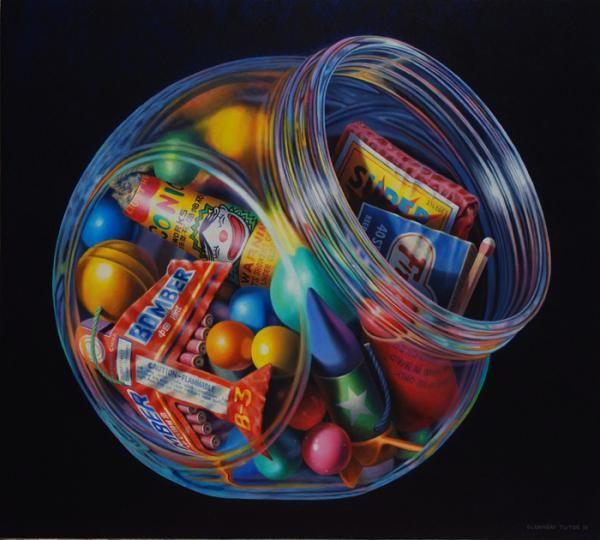 Photorealism Paintings by Glennray Tutor
