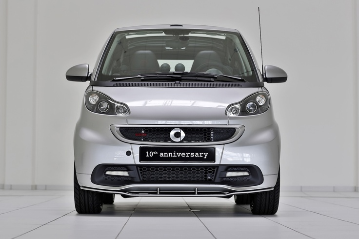 Smart - Brabus series 10th Anniversary - Special Edition