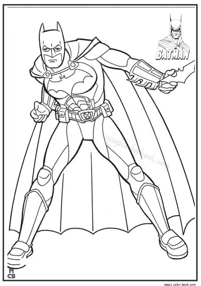 batman issued weapons coloring pages for kids printable batman coloring pages for kids - Batman Coloring Book