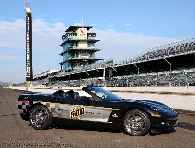 2008 Chevrolet Corvette C6 Z06 Indy 500 Pace Car