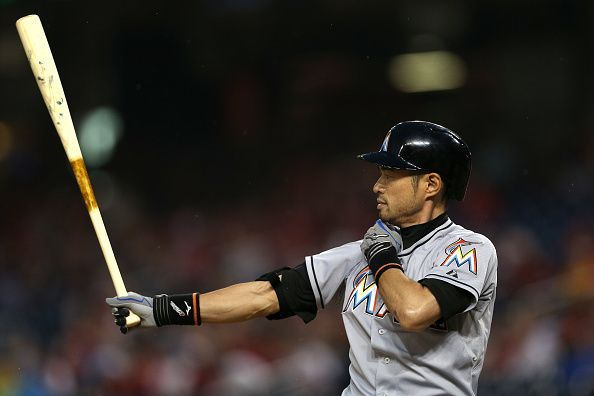Today is also accurately! Ichiro recorded 2 games of continuous multi-hit.