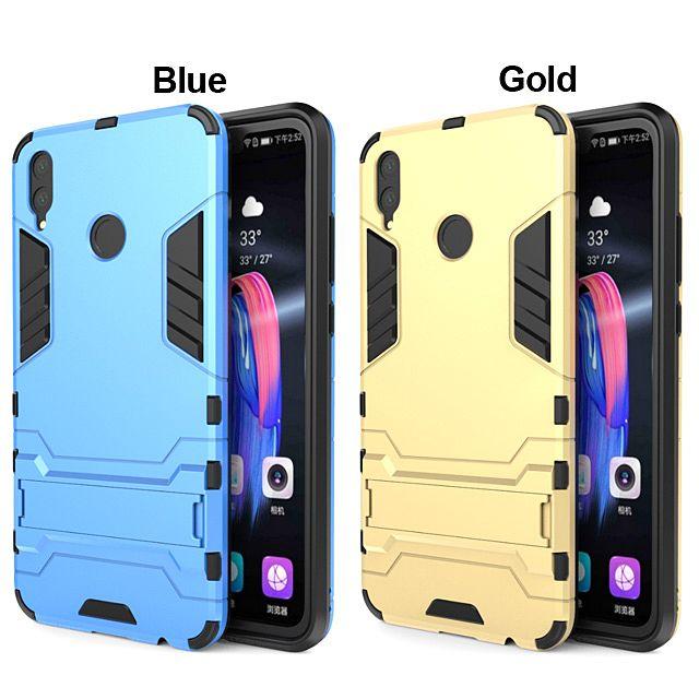 Huawei Honor 8X Iron Armor Plastic Case   Case   Plastic