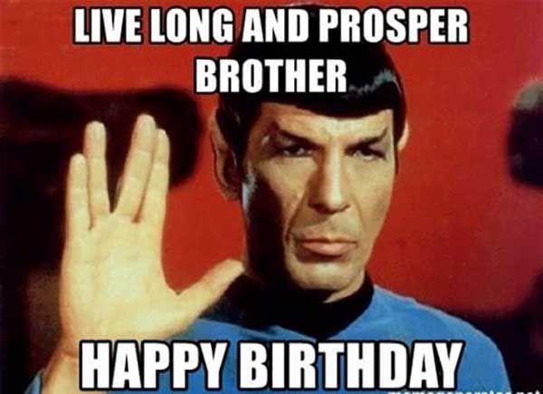 20 Best Star Trek Birthday Meme Justmeme Star Trek Birthday Meme Star Trek Happy Birthday Star Trek Birthday