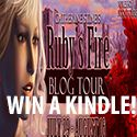 Win a Kindle, Amazon Gift Card  & a signed copy of Ruby's Fire! Open to US/CAN  Ends 8/15