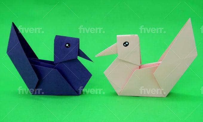 I Will Make Origami Diy Paper Crafts