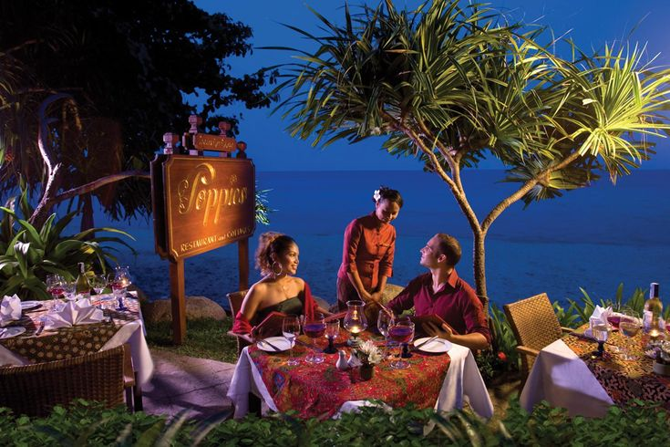 Opening in 1995, Poppies has been a long standing Thai Restaurant on Koh Samui.