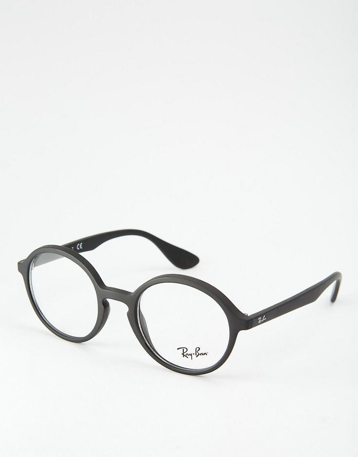 monture ray ban ronde homme
