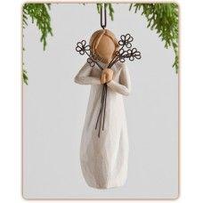 Hanger van Willow Tree Friendship  Friendship is the sweetest gift! Ontwerp Susan Lordi