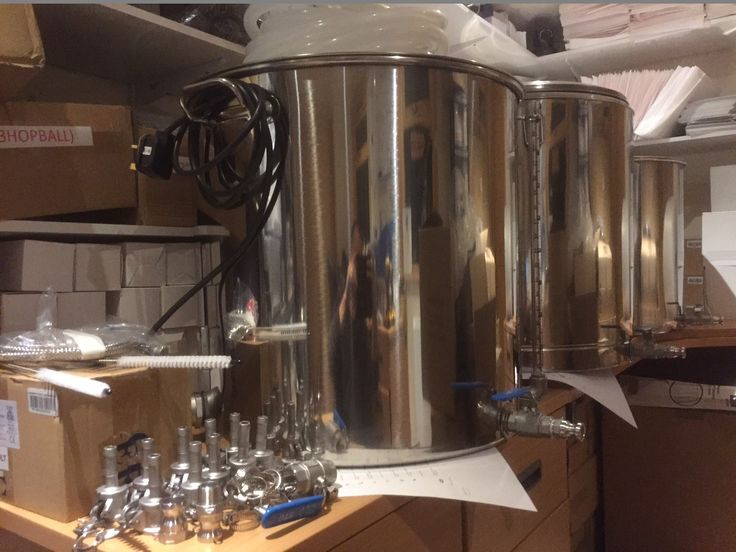 how to build a rotating sparge arm