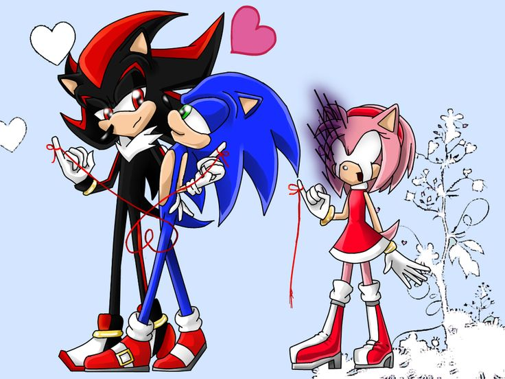 71 best Sonic x Shadow images on Pinterest | Darkness ...