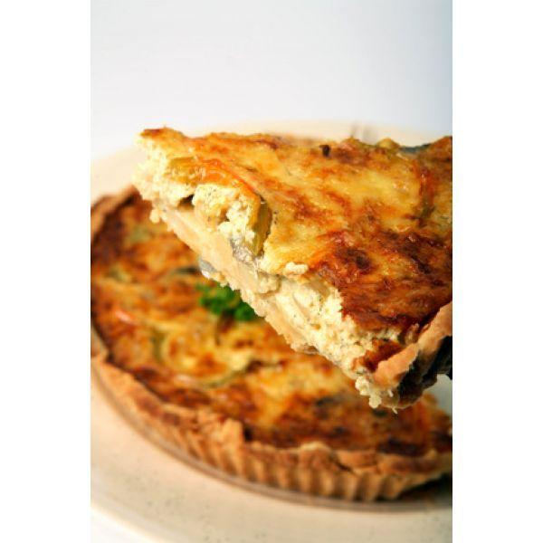 Recette de la tarte à l'oignon alsacienne