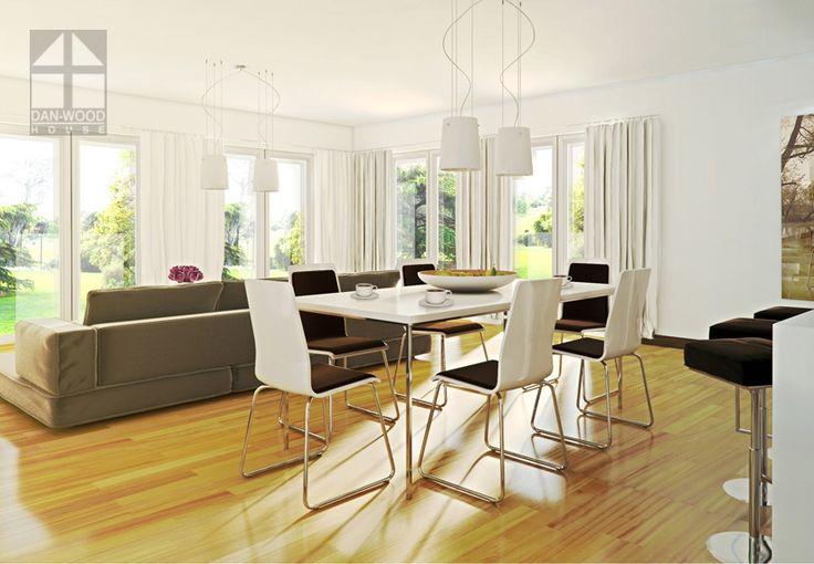 Perfect 124 - DAN-WOOD House schlüsselfertige Häuser