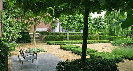 25 beste idee n over modern tuinontwerp op pinterest moderne tuinen tuinontwerp en - Eigentijdse landscaping ...