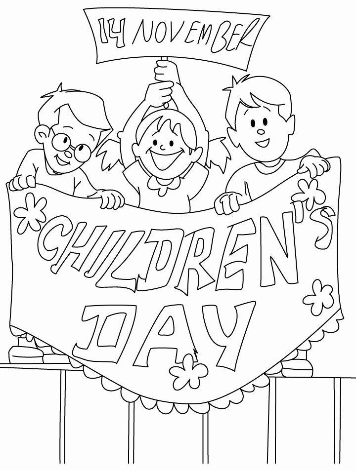 Childrens Coloring Books Unique Childrens Day Coloring Page Download Free Childrens Day Coloring Page Childrens Colouring Book Cat Coloring Book Coloring Books