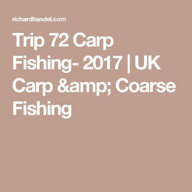 Trip 72 Carp Fishing- 2017 | UK Carp & Coarse Fishing