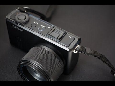 Sigma DP3 Merrill - High-End Kompaktkamera Test Deutsch [GER] - YouTube