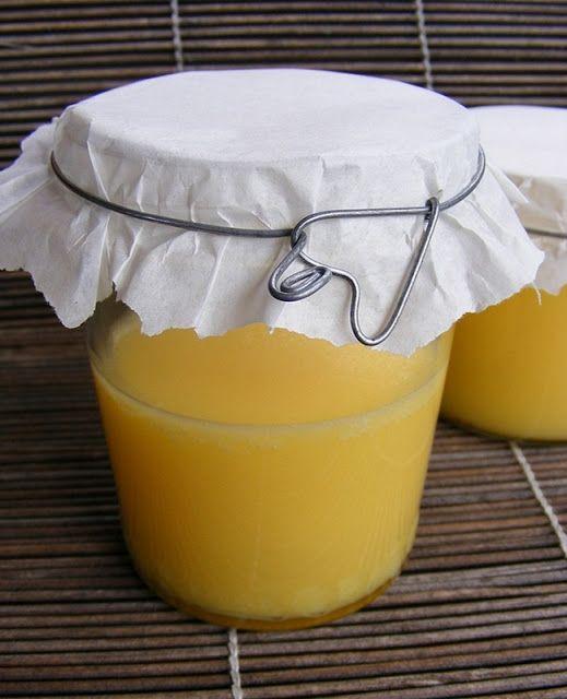 szeretetrehangoltan: Ghí (ghee) tisztított vaj készítése és gyógyhatásai