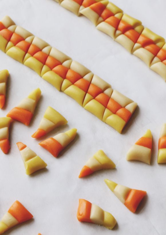 The Vegan Candy Corn Recipe You've Been Searching For | Free People Blog #freepeople