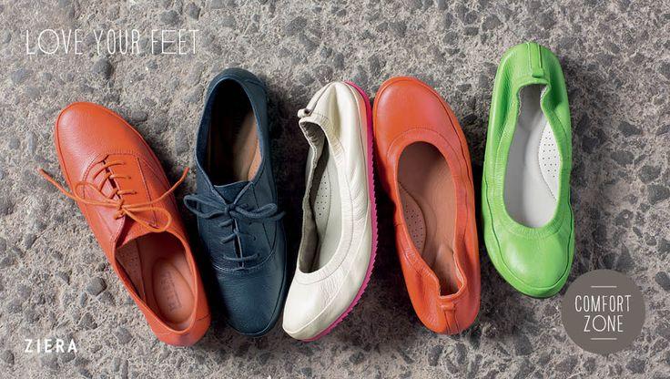 Comfort Zone - Ziera Shoes