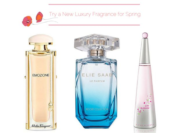Try a New Luxury Fragrance for Spring Beauty & Personal Care - Fragrance - Women's - Luxury Fragrance - http://amzn.to/2ln4KSL
