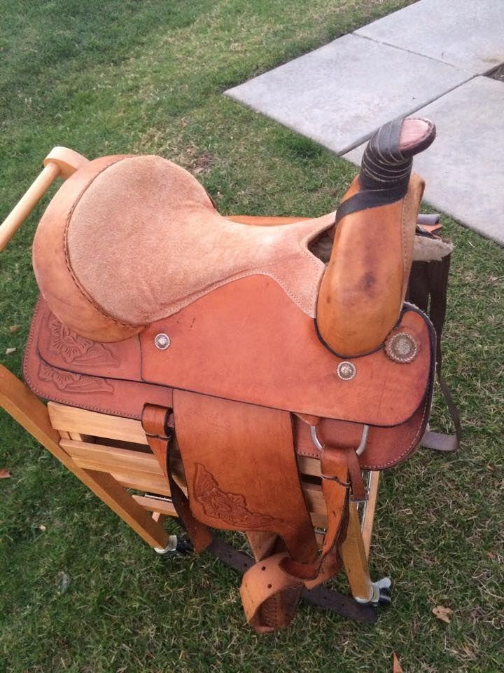 roping saddle for sale ASAP $450 OBO