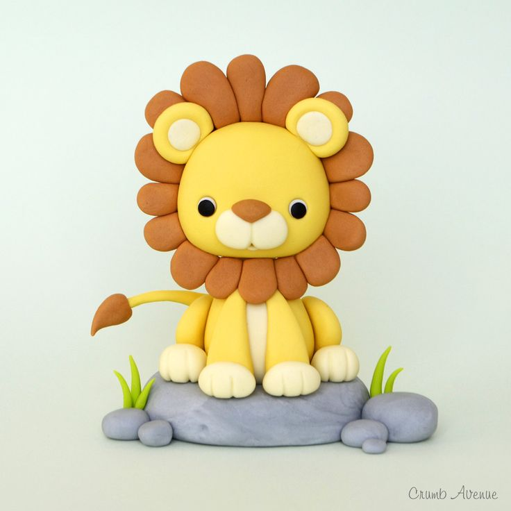Lion tutorial, so sweet!