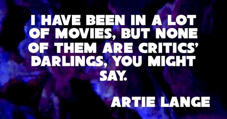 Artie Lange, American Actor (October 11, 1967) http://SundayQuote.com