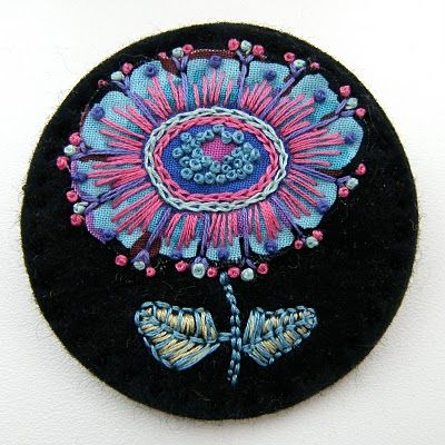 44 Best Images About Felt Embroidery On Pinterest