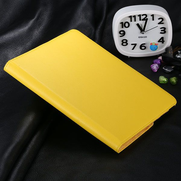 New! Flexible Ultra Thin Flip Leather 360 Rotating Cases For Apple iPad2 3 4 Fashion Smart Stand Leather Cover For iPad 2 3 4