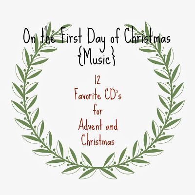 Molly Makes Do: On the First Day of Christmas {Music}