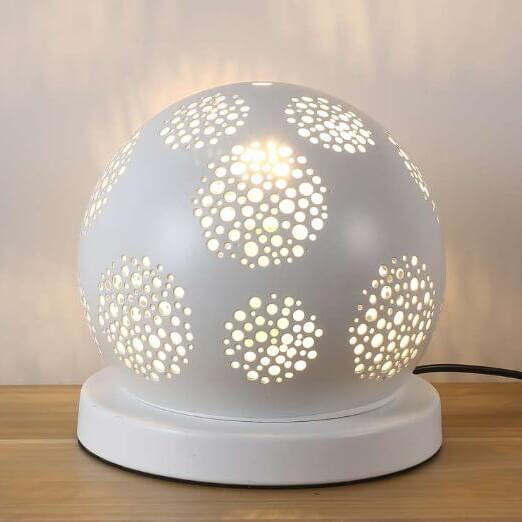 Etching Process Pendant Lamp WFS1702    Model: WFS1702;  Material: Iron;  Size : 200mm round ball with base;  Base:1*E27/E26;  Capacity: Max.60W;  Certificate:CE/ROHS/UL;  Application: Dining Room, Bedroom,Living room, Study room, Small living room,Restaurant,theme park , etc.  Packaging : Standard seaworthy carton, or as per customer's requirement.   ASK FOR QUOTATION