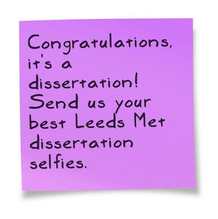 dissertation argument
