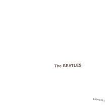 """The Beatles, known as the White Album for its minimalist cover, conceived by pop artist Richard Hamilton """"in direct contrast to Sgt. Pepper"""", while also suggesting a """"clean slate"""""""