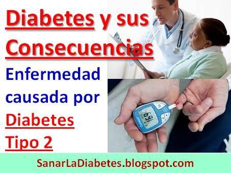 Tener un diagnóstico de la diabetes Tipo 2 trae consecuencias y complicaciones a los diabéticos