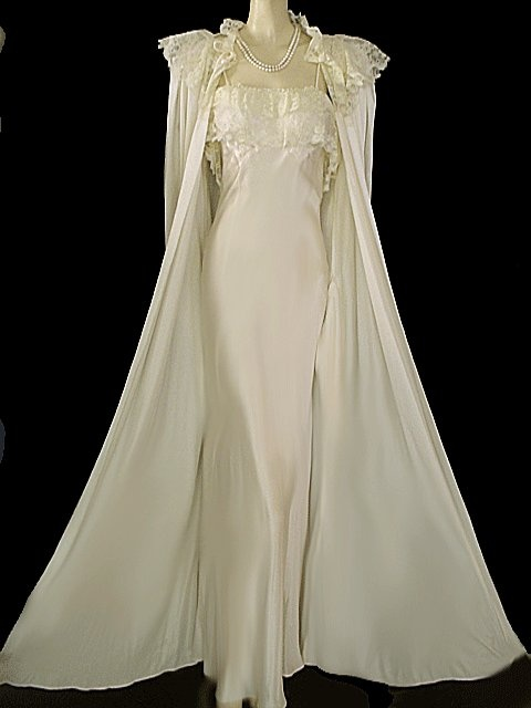 83 best Peignoir sets and more images on Pinterest ...
