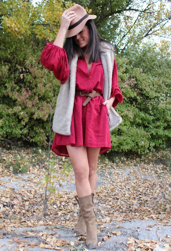 Colección de vestidos 2016 - Outfits con vestidos cortos