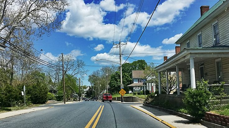 Small town of Laurel Delaware #sussexde #smalltown # ...
