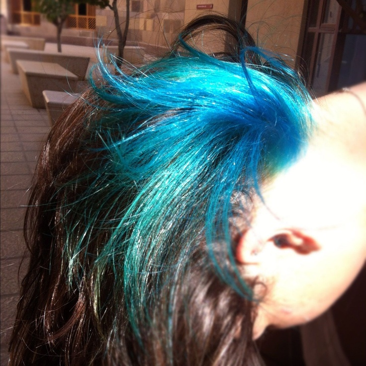 39 Best Images About Koolaid Hair On Pinterest My Hair