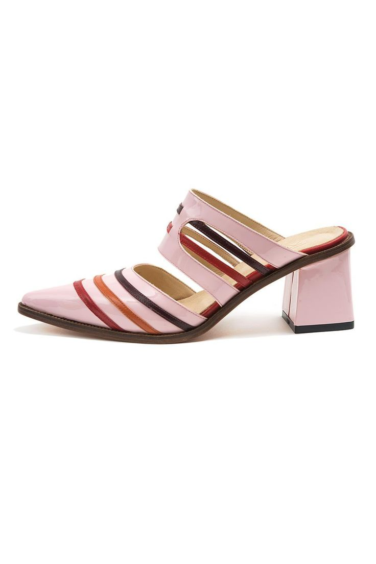 Free People AT EASE - Mules doré C4hX5RgwaX