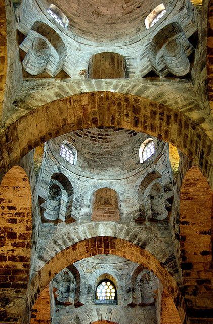 San Cataldo church, Palermo, Sicily, Italy (by dottorpeni on Flickr) #palermo #sicilia #sicily