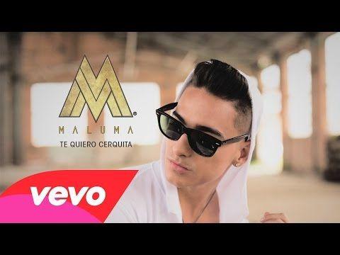 Maluma - Te Quiero Cerquita (Cover Audio) - YouTube