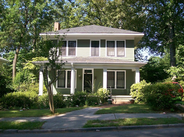 2nd Story Bungalow Addition From Tattered Timeless