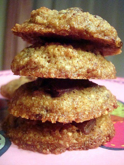 Hershey's Sugar Free Cookie......use Stevia instead of Splenda