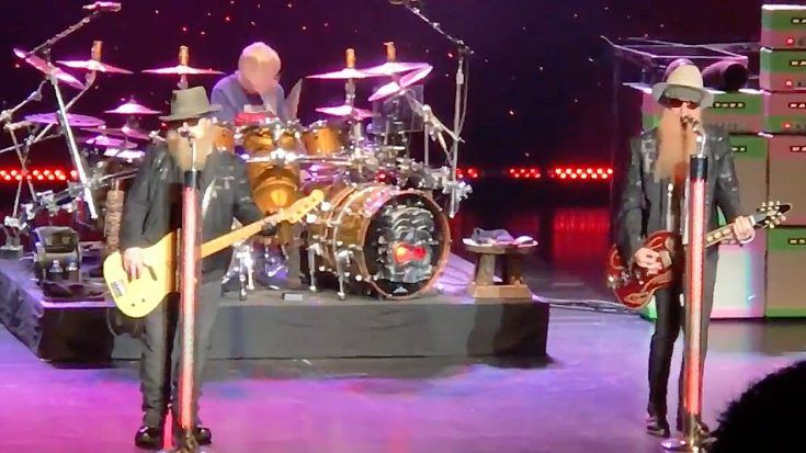 """Newfound Clip Of ZZ Top Playing """"Sharp Dressed Man"""" Proves How Damn Awesome This Band Still Is!"""