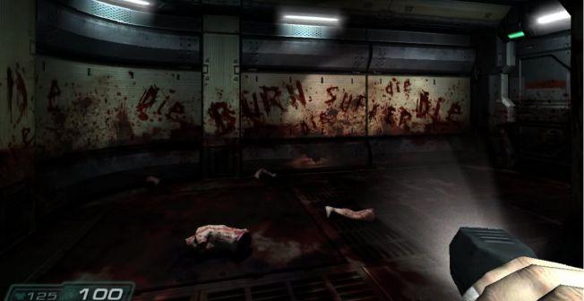 Doom 3 es un pilar en la historia de los videojuegos de terror.