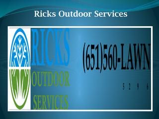 Ricks Outdoor Services - Irrigation Start Up Anoka  Ricks Outdoor Services provide Irrigation Start Up,Irrigation Blow Out,Irrigation Maintenance, Irrigation Repair in the areas of Anoka, Andover, Coon Rapids, Blaine, Champlin, Brooklyn Park, Fridley, Brooklyn Center, Osseo.# http://www.ricksos.com/services/irrigation-maintenance/