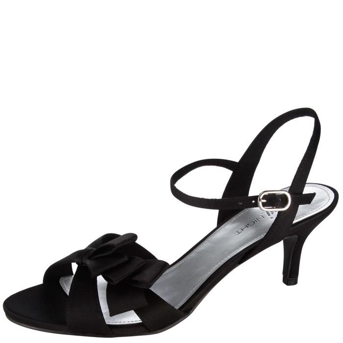 Flat Wedding Shoes Bow